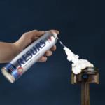 Foam carbon cleaner RESURS