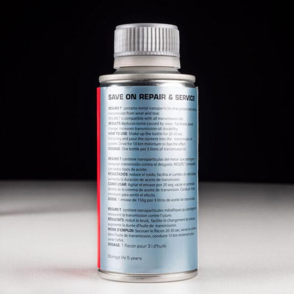 Manual transmission oil additive RESURS Total T